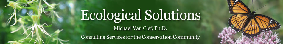 Ecological Solutions - Consulting Services for the Conservation Community